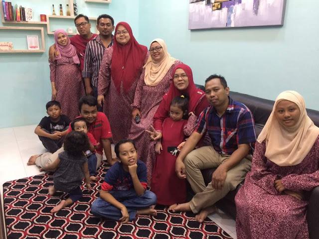 Adni Suite Homestay Seri Manjung Lumut || Puan Ita Family