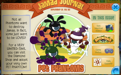 Animal Jam Halloween Update!/Animal Jam Play Wild - YouTube