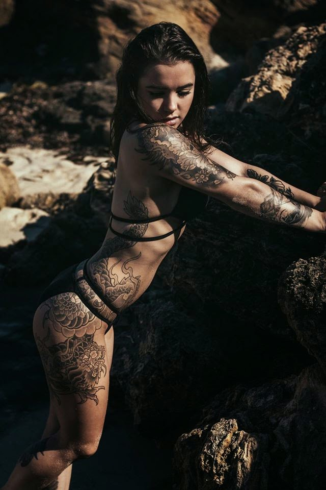Kirsten Mcbride - Sexy Tattooed Girls