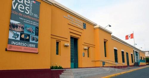 Resultado de imagen para museo nacional de peru