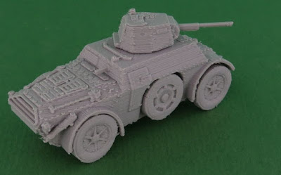 Autoblinda AB.41 Armoured Car picture 3