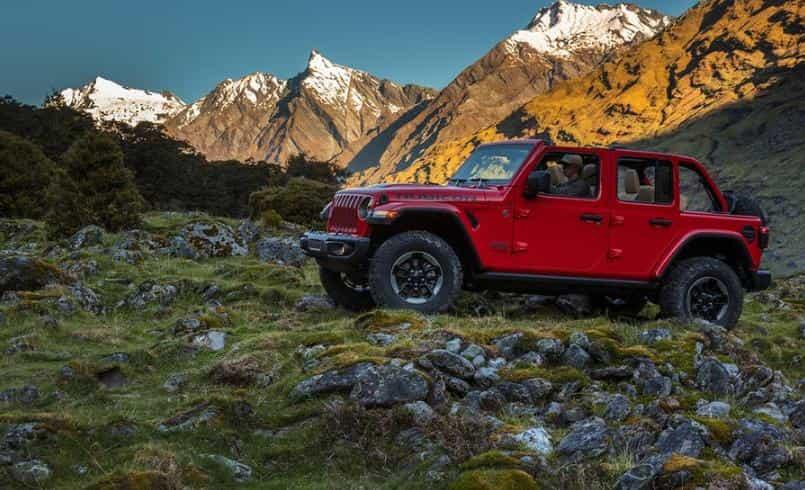 2018 Jeep Wrangler JL Price