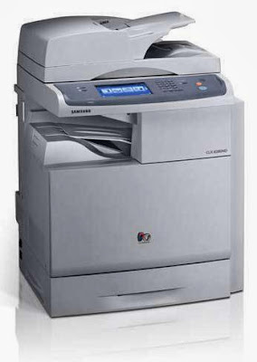 download Samsung CLX-8380ND/XAA printer's driver