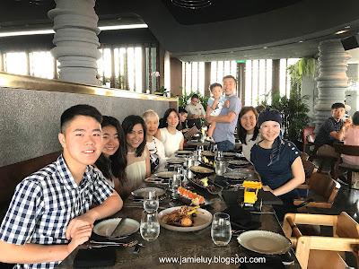 Ce La Vi, Marina Bay Sands Skypark, Singapore