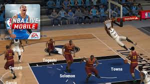 NBA LIVE Mobile Android