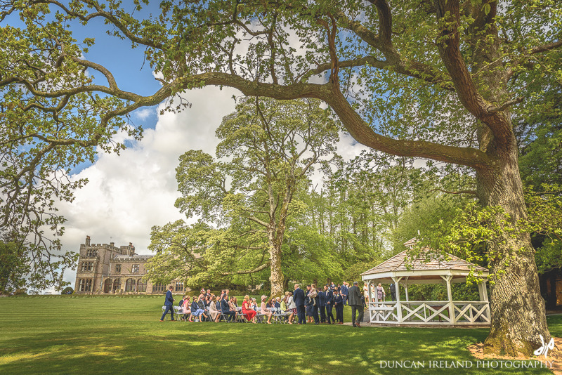 Armathwaite Hall Wedding Photographer
