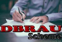dbrau.org.in बीए, B.Sc, M.Ed, B.Com, बी.एड., M.Sc, एमए, M.Com, एम.फिल, बीबीए, बीसीए Date sheet