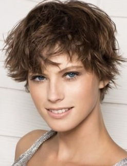 Enjoyable Short Hairstyle Of 2011 Short Shag Hairstyles 2011 Short Hairstyles For Black Women Fulllsitofus