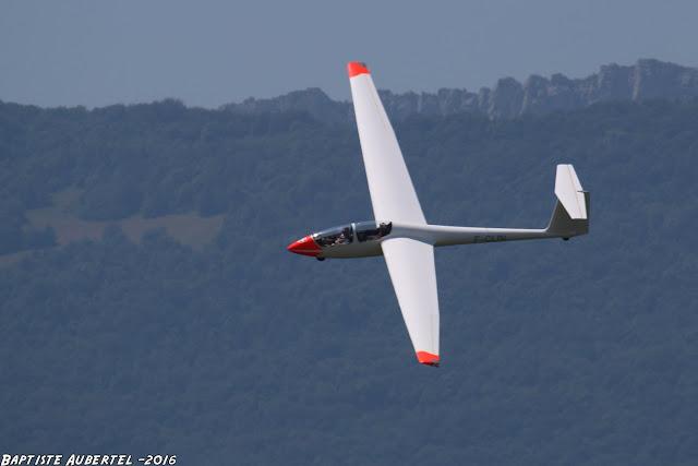 Grenoble Airshow Le Versoud 10 juillet 2016