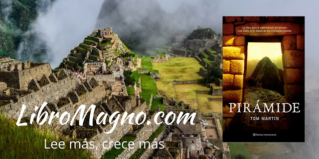 Pirámide - Tom Martín