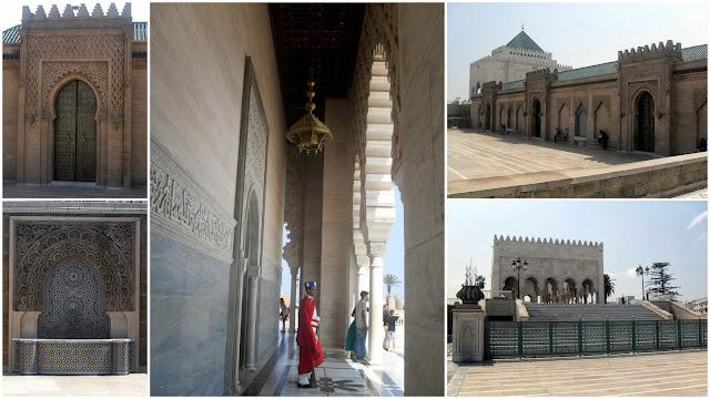 Mausoleo de Mohammed V