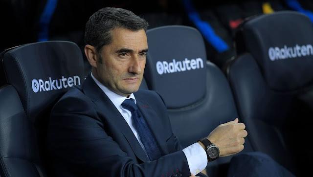 Les 4 joueurs du Barça que Valverde veut laisser partir