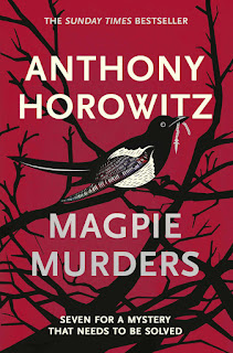 Magpie Murders - Anthony Horowitz [kindle] [mobi]
