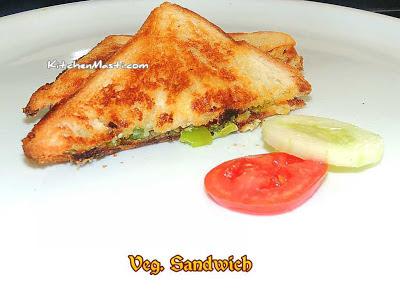 Veg+Sandwich