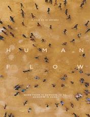pelicula Flujo Humano (Human Flow) (2018)
