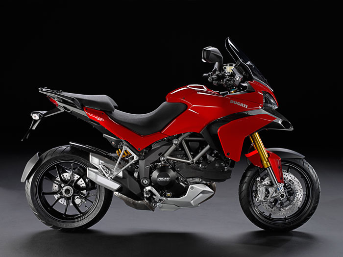 2012 Ducati Multistrada 1200S Sport Review
