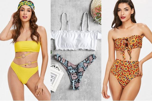 Lato już niebawem – najmodniejsze bikini ze sklepu Zaful