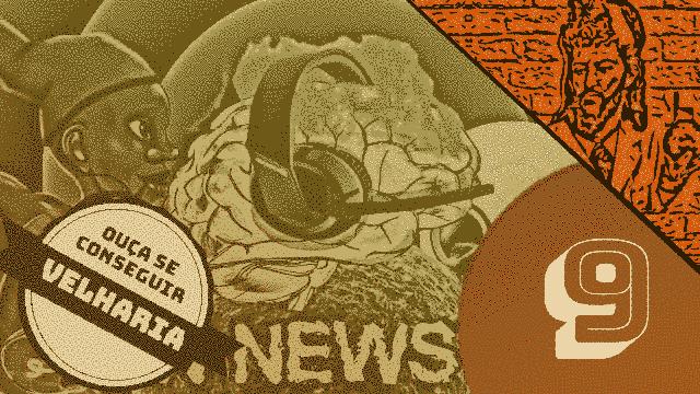 QN NEWS #9 - Humor negro, Saci, Globos e Ciências Articas