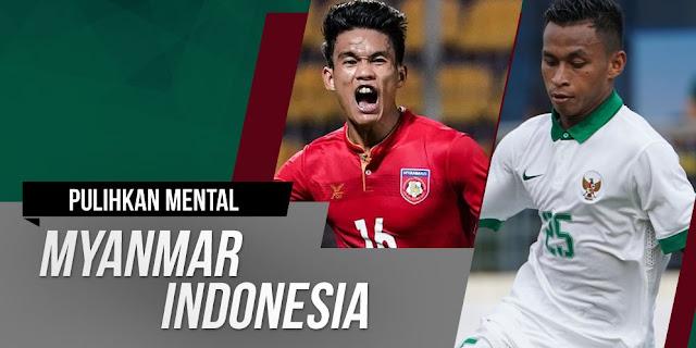 Prediksi Bola Myanmar vs Indonesia
