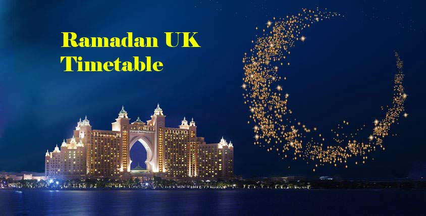 Image Result For Ramadan Calendar Uk London