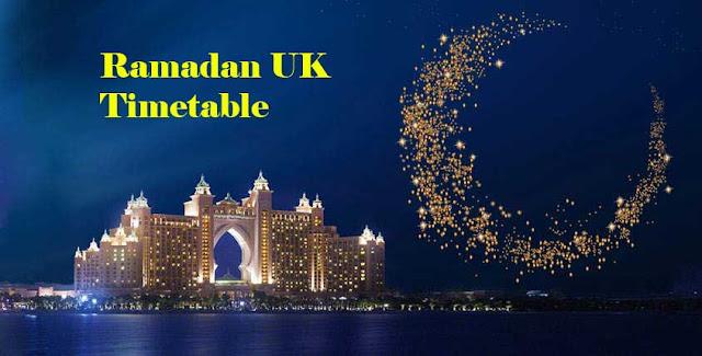 Ramadan-2018-UK-Timetable