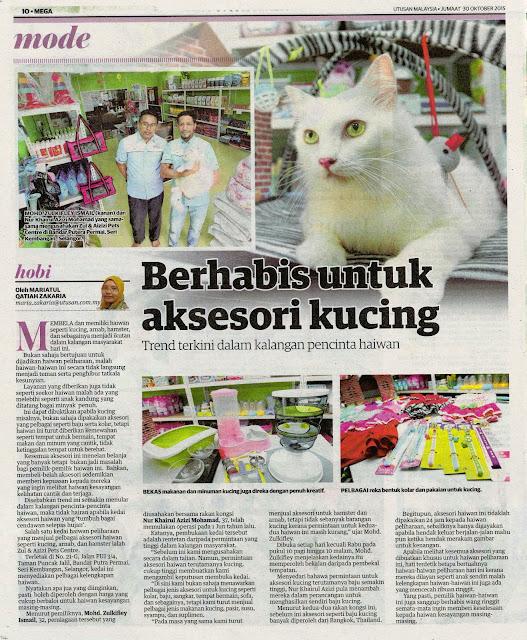 Artikel Mode Utusan Malaysia