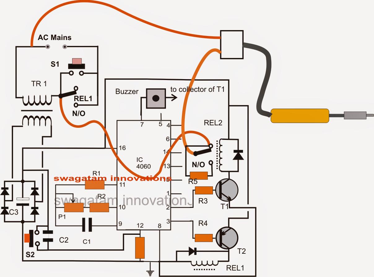 soldering iron wiring diagram stihl ms 260 pro parts automatic power shut off circuit