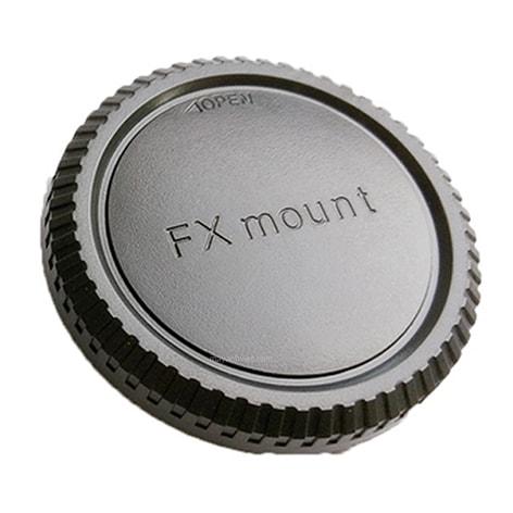 cap body và cap đuôi lens ngàm fujifilm x mount máy ảnh việt