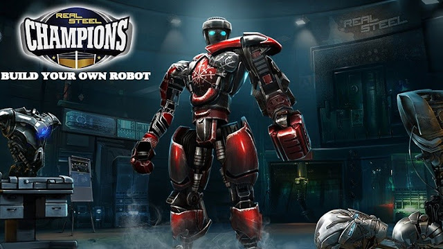 Robot Real Steel Champions | I Tweet Guide