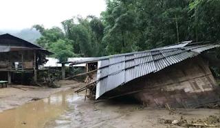 Arunachal on high alert after second landslide in China in 13 days