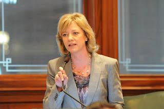GOP gubernatorial candidate Jeanne Ives