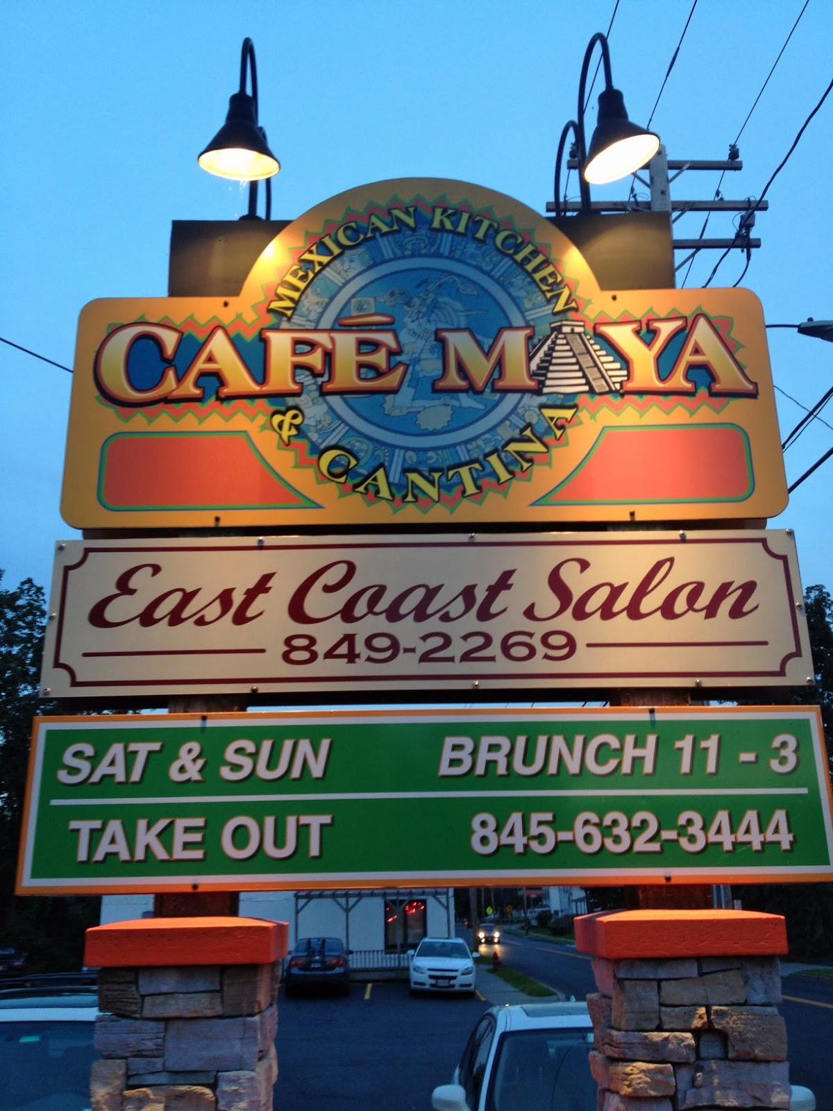 Fed Well: Cafe Maya