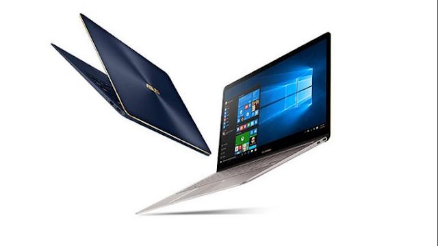 Asus Zenbook 13.3-inch Laptop