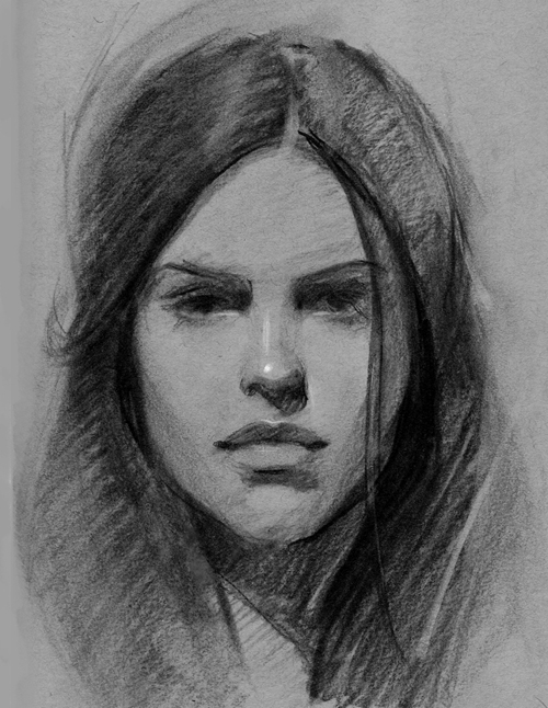 07-Gabrielle-Brickey-Strength-and-Purpose-through Charcoal-Portraits-www-designstack-co