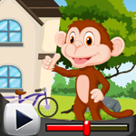 G4K Cartoon Monkey Rescue Game Walkthrough