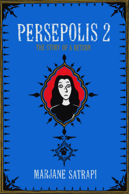 Read Marjane Satrapi's Persepolis 2 Graphic Novel