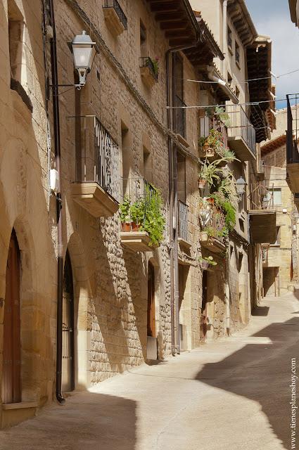 Uncastillo visitar pueblos bonitos Zaragoza Aragon