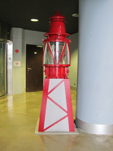Faro Lighthouse Museo Marítimo Bilbao