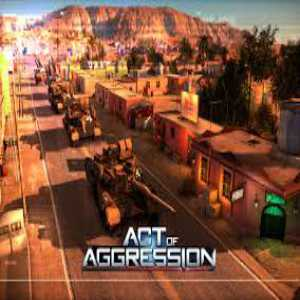 Act Of Aggression PC Game Free Download