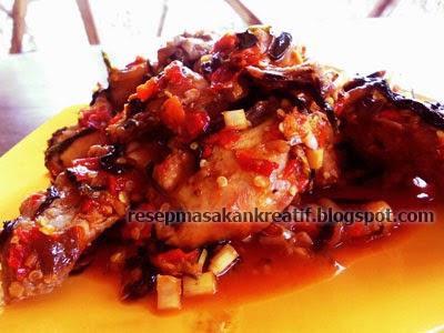 Resep Ayam Goreng Rica Rica Manado