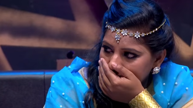 Neethone Dance - PRIYA emotional for Indraneel Meghana Performance