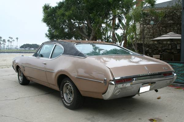 1968 Oldsmobile Cutlass S - Buy American Muscle Car