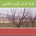 أهمية الرش بالزيت الشتوي لأنواع (اللوزيات / التفاحيات / العنب)