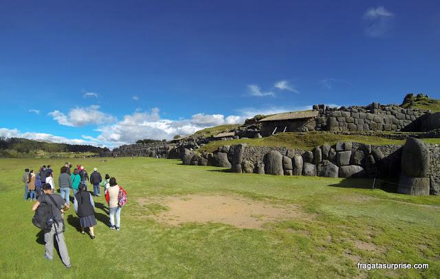 Templo de Sacsayhuaman