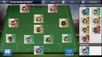 Dream League Soccer Apk + Mod (Unlock All) - Jayawaru