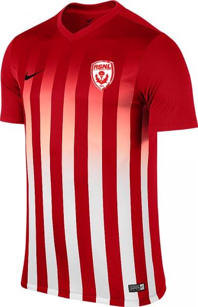 Nike divulga as novas camisas do Nancy-Lorraine - Show de Camisas ee1dbb3e95c45