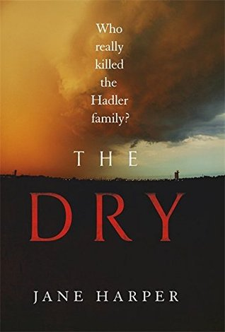 """Blog Tour: """"The Dry"""" by Jane Harper"""