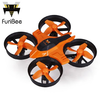 Shopping online,  RC Quadcopter,Gearbest ,Quadcopter Toy,FuriBee F36 2.4GHz 4CH 6 Axis Gyro RC Quadcopter ORANGE,