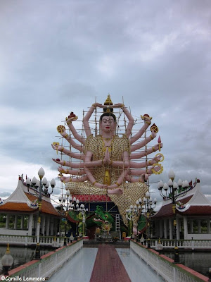 Jaow Meh Guanim at Wat Plai Laem