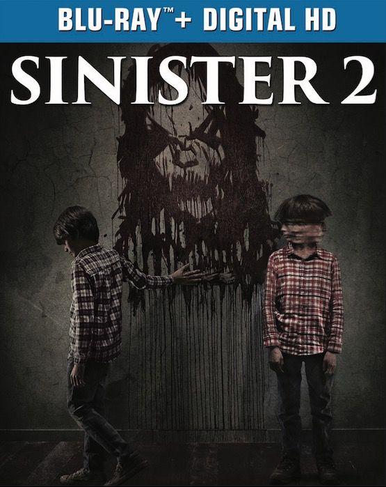 Sinister 2 2015 Dual Audio 720p BRRip 800Mb x264